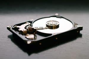 what causes hard drive failure