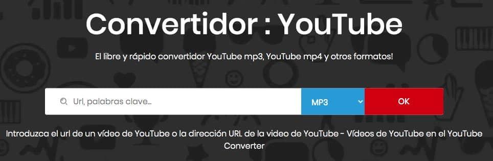 El Mejor Convertidor De Youtube A Mp3 Gratis