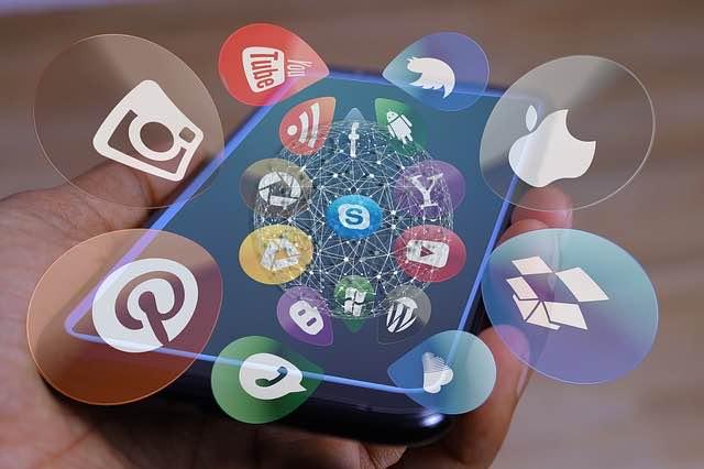 como crear una app