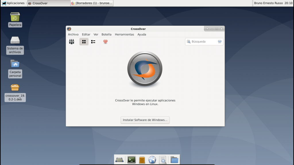 office para linux