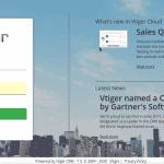 Vtiger CRM: Un CRM de código abierto multiplataforma
