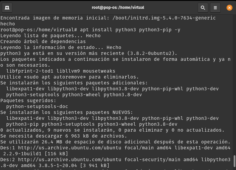 python3-pip