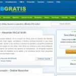 EPub Gratis: Sitios para descargar libros electrónicos