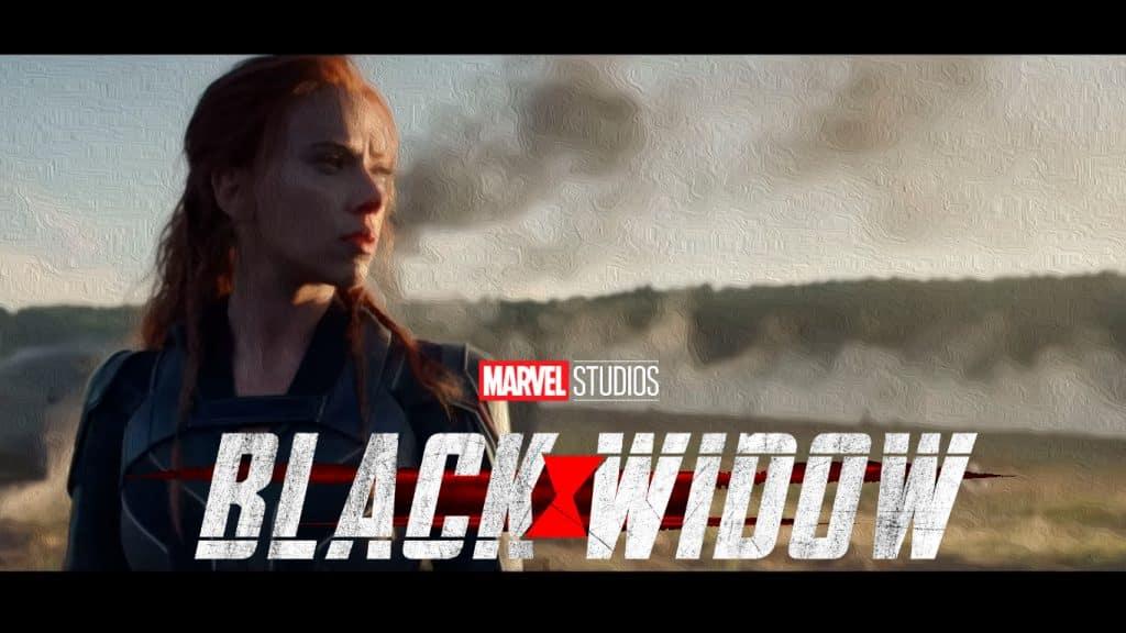 Black Widow Scarlette