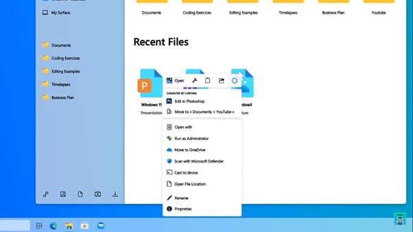 Cortana Windows 11