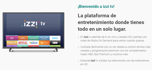 televisión wizz